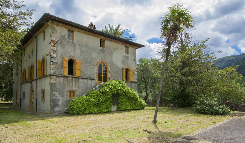 Villa avec jardin et terrasse Capannori