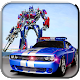 Download Multi Transforming US Police Car Robot: Robot game For PC Windows and Mac