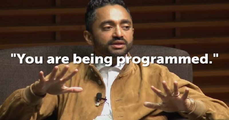 "Former Facebook executive: ""You don't realize it, but you are being programmed."""