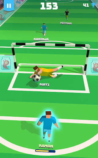 Soccer Hero - Endless Football Run 1.3.2 screenshots 5