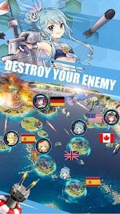 Battleship:War Girl - náhled