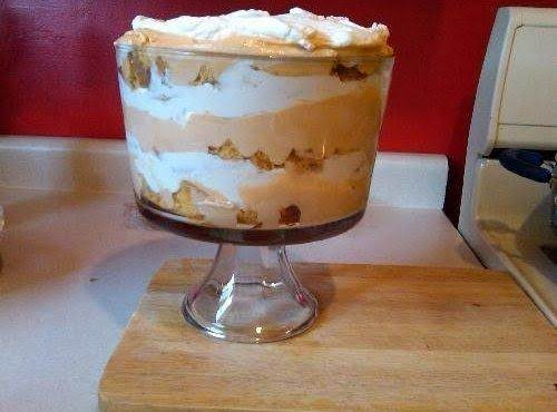 Diet Coke Trifle