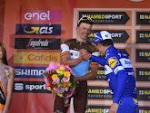 Oliver Naesen passe tout près de la victoire sur Milan - San Remo, et se veut fier