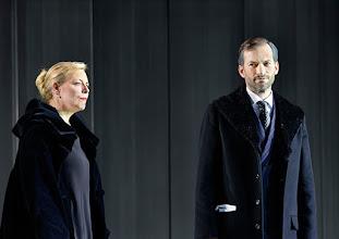 Photo: Theater an der Wien: La mère coupable Oper in drei Akten von Darius Milhaud . Premiere am 8.5.2015. Mireille Delunsch, Markus Butter. Copyright: Barbara Zeininger