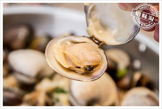 愛食鍋蛤蠣
