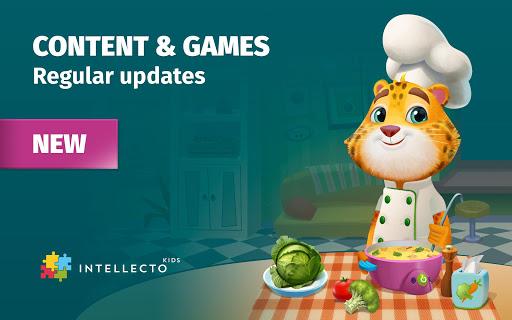 IK: Preschool Learning Games 4 Kids & Kindergarten screenshots 14