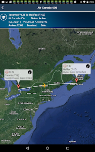 Halifax Airport+Flight Tracker screenshot 16