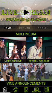 Vine Church App
