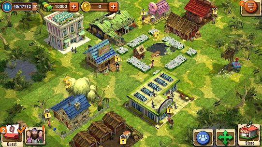 Duck Dynasty® Family Empire MOD (Unlimited Gold) 4