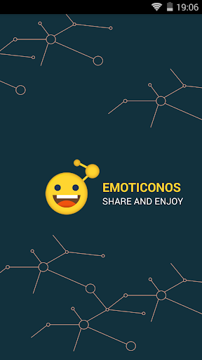 Emoticons for sharing