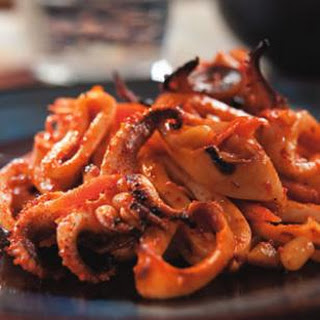 Grilled Squid Asian Recipes.
