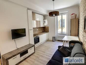 Appartement meublé 3 pièces 40,74 m2