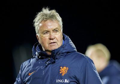 Si les Pays-Bas perdent contre la Lettonie, Hiddink s'en ira