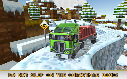 Blocky Truck Simulator 2018 1.5 {cheat|hack|gameplay|apk mod|resources generator} 4