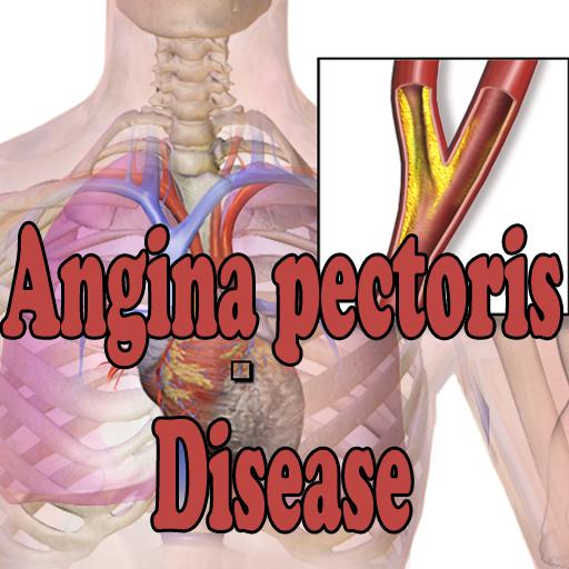Angina Pectoris Disease 醫療 App LOGO-APP開箱王