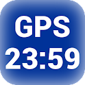 Date and Time by GPS icon