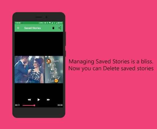 Story Saver For WhatsApp - Savezy 2.2 screenshots 7