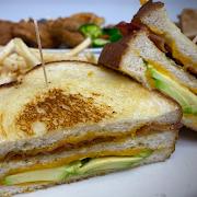 Triple Grill Sandwich