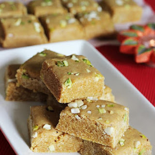 Mohanthal Recipe , How To Make Mohanthal