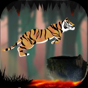 Jungle Tiger Run for PC and MAC