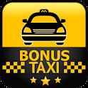Такси Бонус - Заказ такси онлайн Москва Спб icon