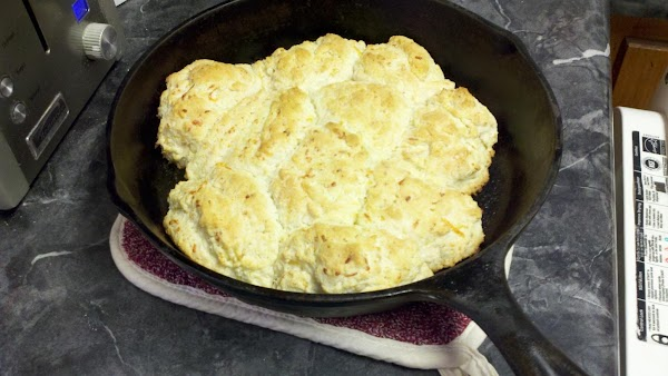 Bake 10-13 minutes, until tops are lightly browned and biscuits are done. Remove from...