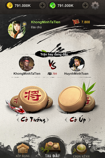 ZingPlay - Chinese Chess - Banqi - Blind Chess 4.1.4 DreamHackers 2