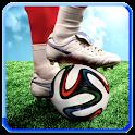 Jeux Jouer au Football Coups icon