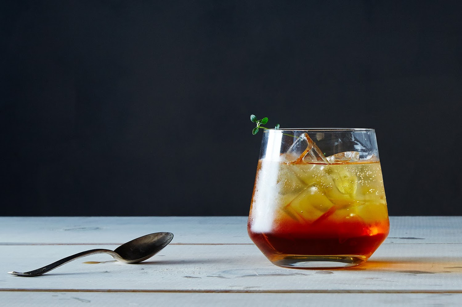 Make Monday better with a Tea Thyme Soda