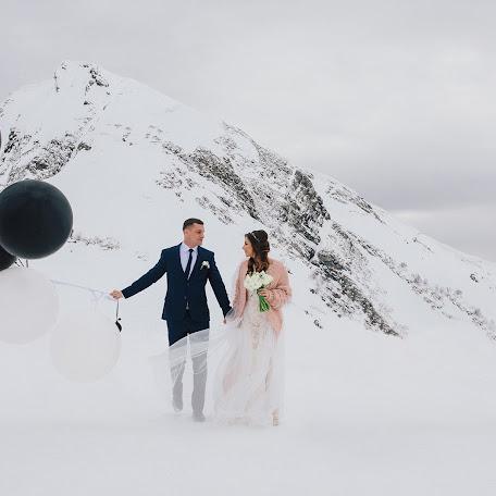 Свадебный фотограф Алина Нечаева (nechaeva). Фотография от 18.03.2018