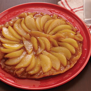 Easy Pear Tarte Tatin Recipe