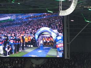 Photo: CL-Heimspiel Turin 3.11.2015