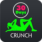 30 Day Crunch Challenges