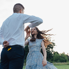 Wedding photographer Dasha Chegarovskaya (DashaChe). Photo of 31.07.2018