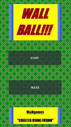 WALL BALL FREE PUZZLE GAME