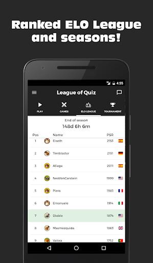 League of Quiz Trivia 1.5.1 screenshots 3