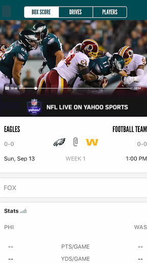 Eagles Official Mobile screenshot 2