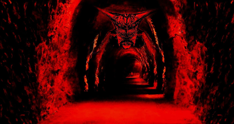 La porta degli Inferi ... di Rodema