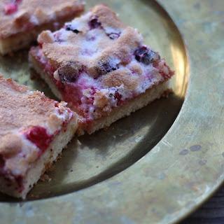 Red Currant Meringue Cake Recipe