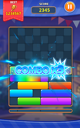 Magic Blocks: Falling Puzzle Dropdom apktram screenshots 8