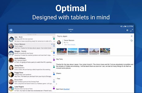 Email Blue Mail – Calendar & Tasks App Latest Version Download For Android 10