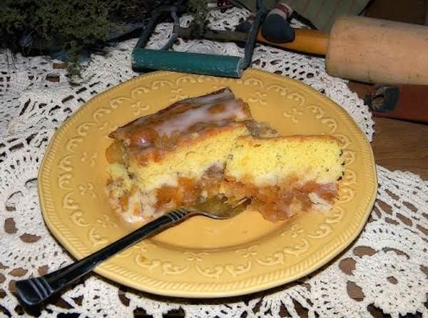 Pine-apple Down Under Cake