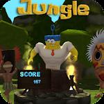 Sponge adventure run : Jungle Games