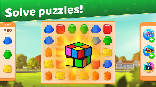 Puzzleton: Match & Design screenshots 3