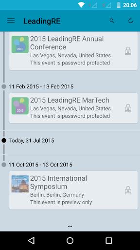 LeadingRE Events