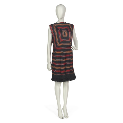 """Bullseye"" day dress"