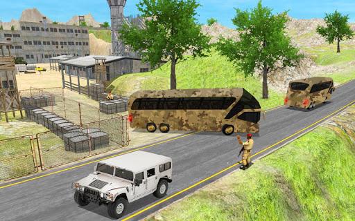 Army Bus Simulator 2020: Bus Driving Games android2mod screenshots 9
