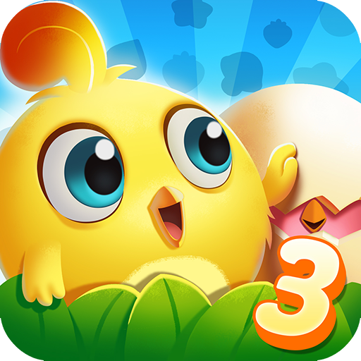 Chicken Splash 3-A Free Match 3 Puzzle Game file APK for Gaming PC/PS3/PS4 Smart TV