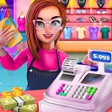 Shopping Mall Cashier & Cash Register icon