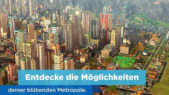 SimCity BuildIt – Miniaturansicht des Screenshots